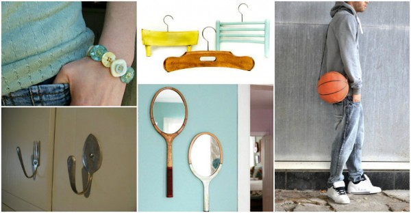 Creative Ways To Reuse Broken Household Items