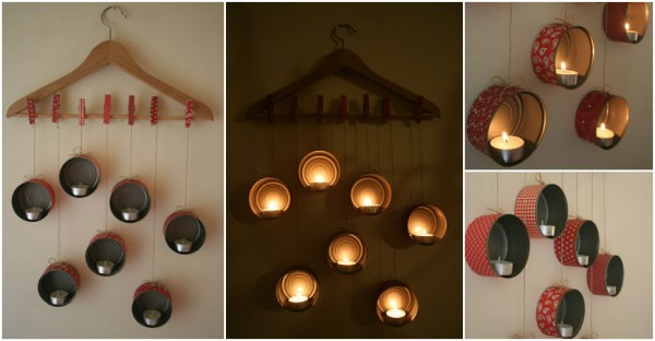DIY Tin Can Lanterns 1