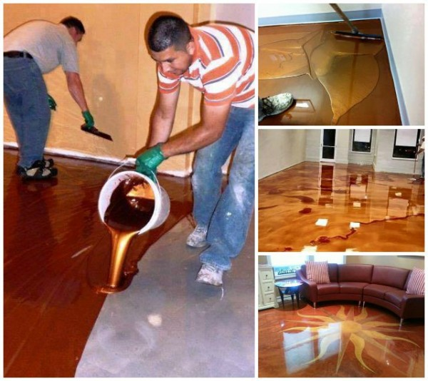 How To Install Metallic Epoxy Floors 1