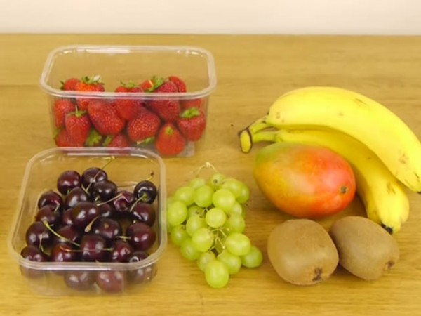How To Make Fruit Salad Fast