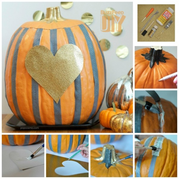 Stripped Pumpkins 2