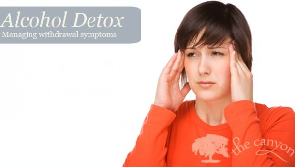 Alcohol Detox - Manage Alcohol Withdrawal Syndrome 1