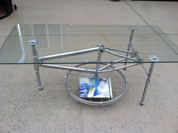 Bicycle Coffee Table Designs 1