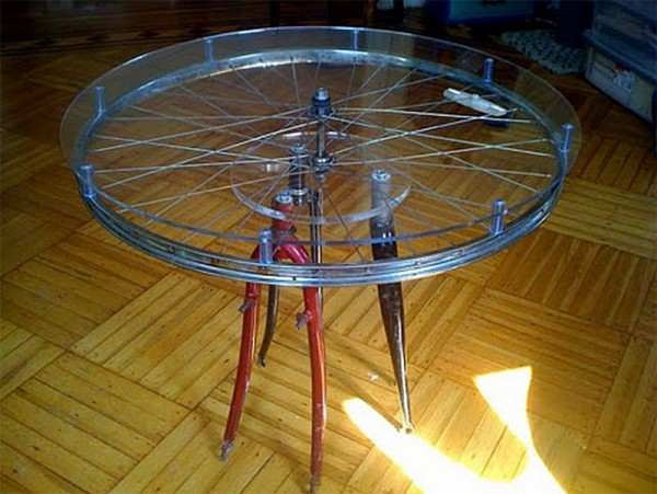 Bicycle Coffee Table Designs 13