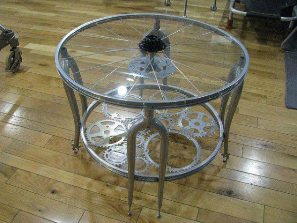 Bicycle Coffee Table Designs 3
