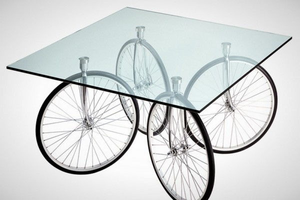 Bicycle Coffee Table Designs 4