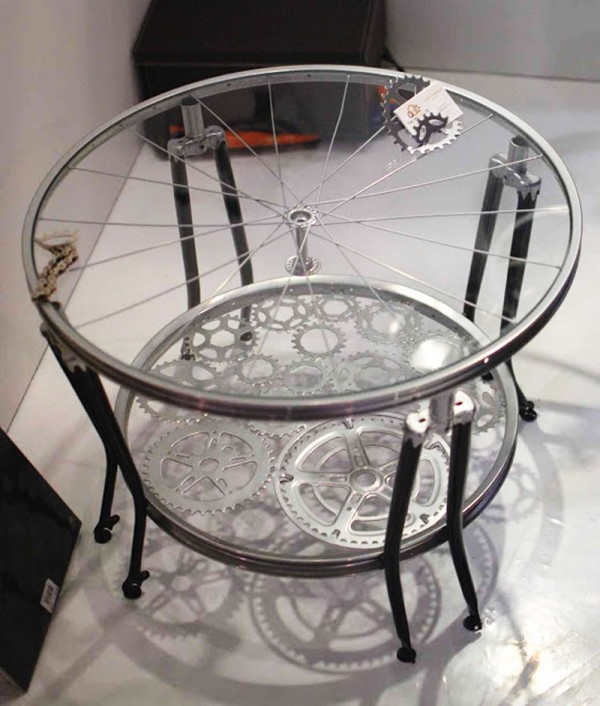 Bicycle Coffee Table Designs 5