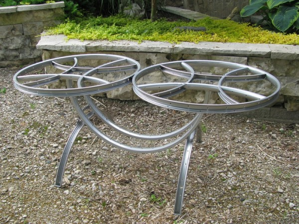 Bicycle Coffee Table Designs 6