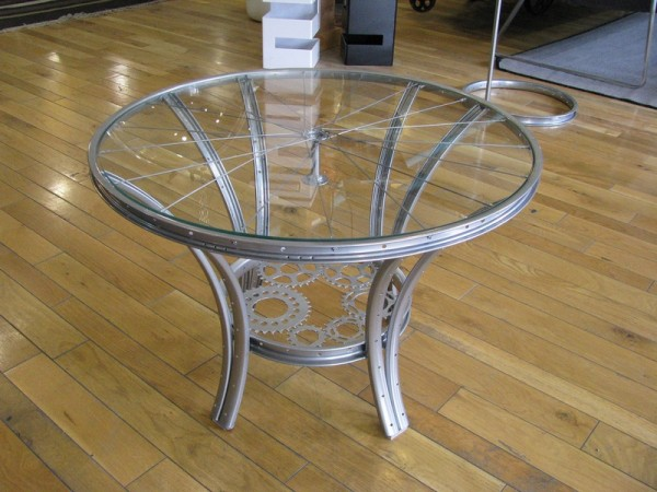 Bicycle Coffee Table Designs 7