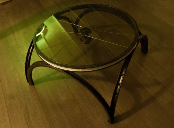 Bicycle Coffee Table Designs 8