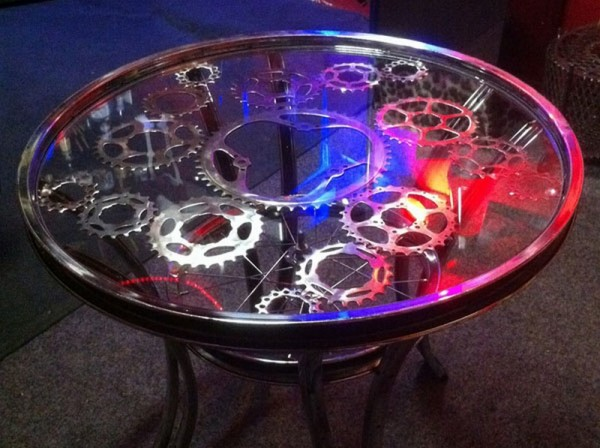Bicycle Coffee Table Designs 9