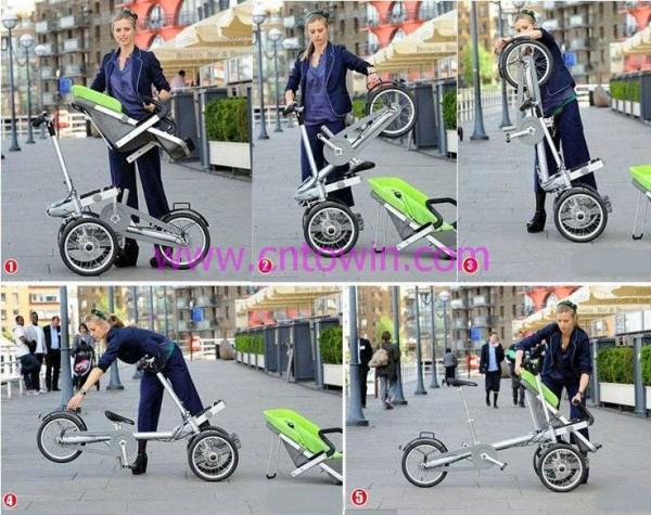 Creative Bike Stroller 1