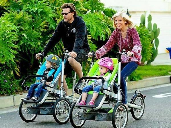 Creative Bike Stroller 4