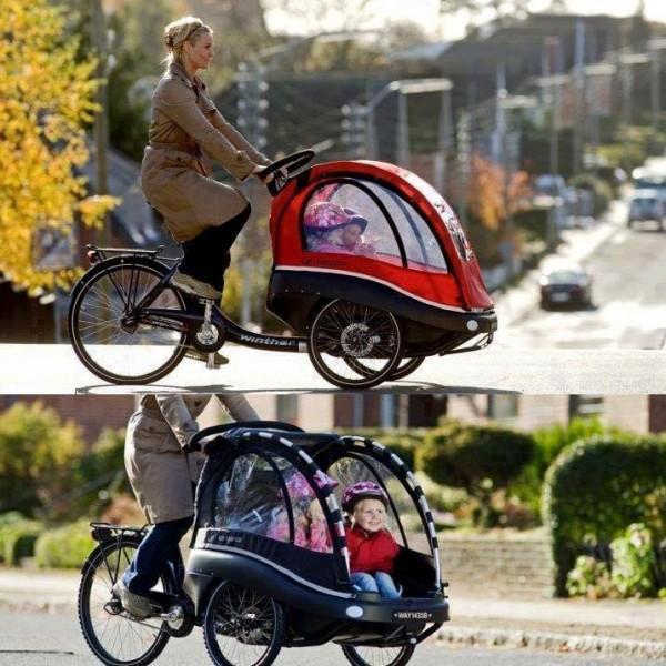 Creative Bike Stroller 5
