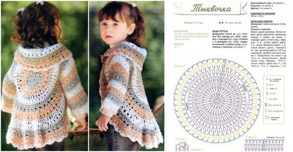Crochet Jacket Pattern : Crochet Jacket Pattern How To Instructions