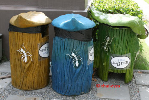 Diy Garbage Can Art Ideas How To Instructions