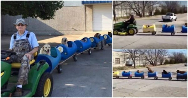 How To Build A Trailer Train Car From Drum Barrels 2