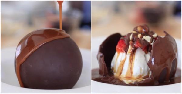 How To Make Chocolate Balls