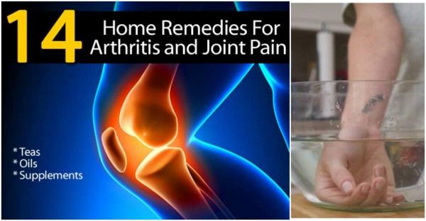Natural Remedies For Arthritis Joint Pain