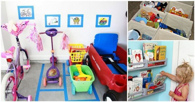 Organization tips for kids room how to instructions for How to organize your kids room