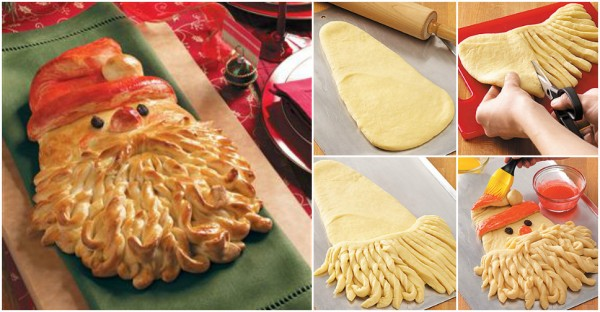 Santa Bread Recipe