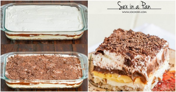 Sex In A Pan