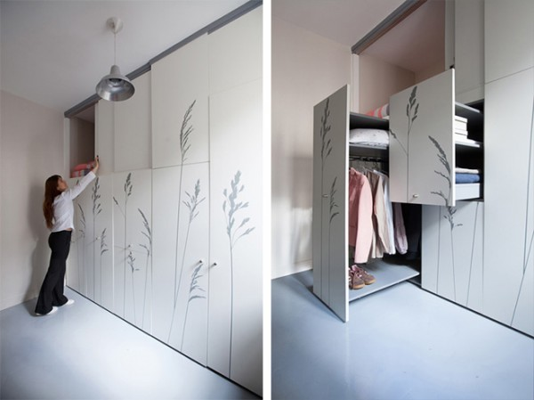 This 8 Square Meter Apartment Features Everything You Need 3