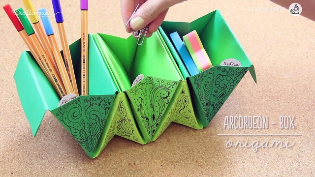 Accordion Box