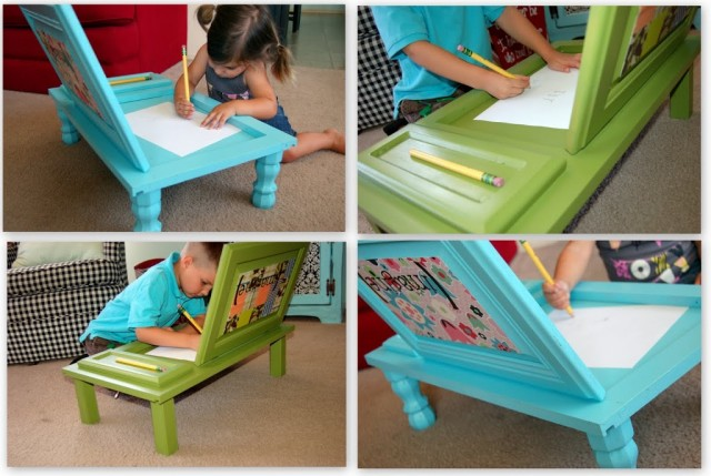 Art Desk For Kids