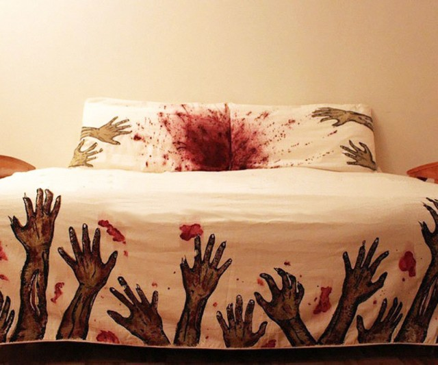 Funny Bed Sheet Cover 7