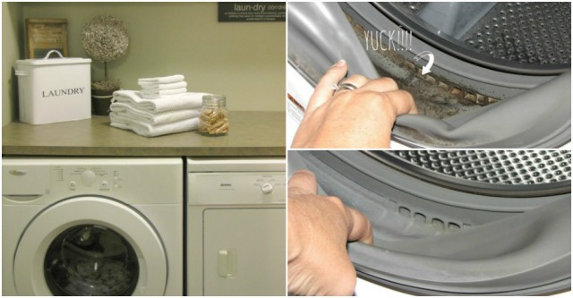 How To Clean Front Load Washing Machine