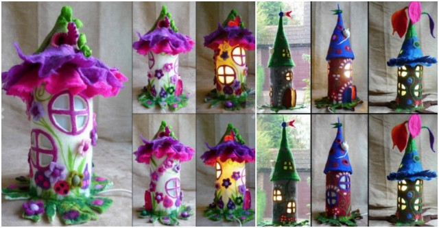 How To Make A Fairy House How To Instructions