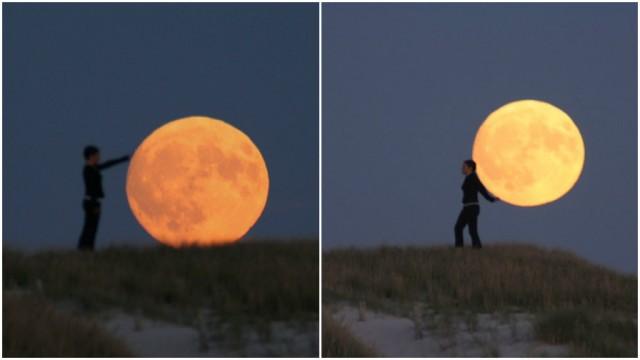 How To Take Creative Moon Shots 1