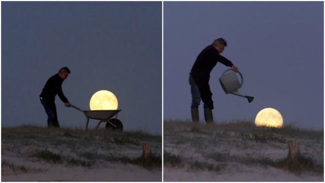 How To Take Creative Moon Shots 7