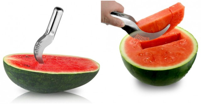 Innovative Watermelon Cutter