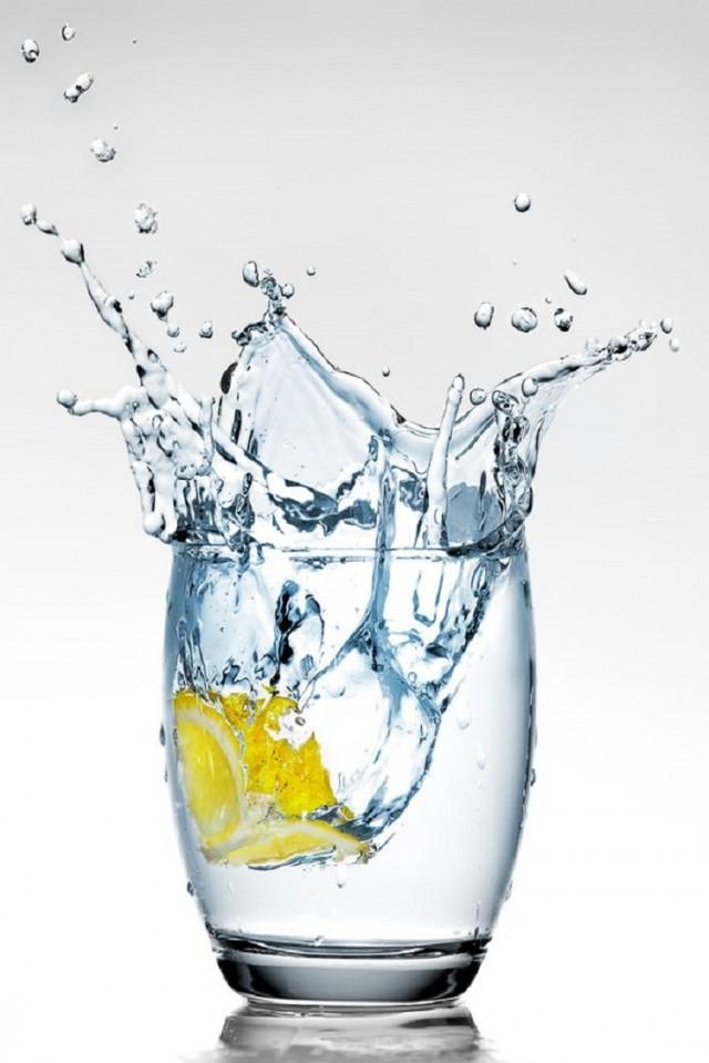 Lemon Water Balances-pH