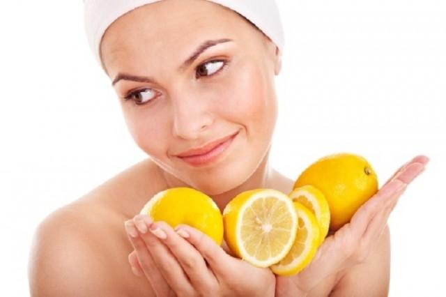 Lemon Water Skin Benefit