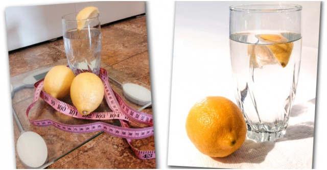 Lemon Water Weight Loss