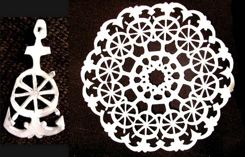 Paper Snowflake Patterns 18