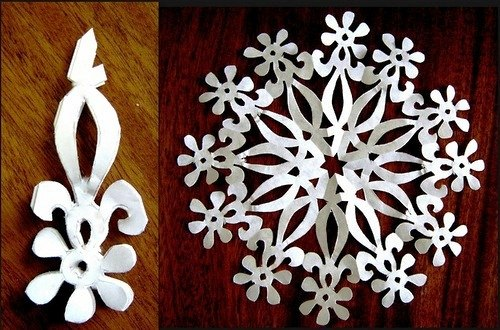 Paper Snowflake Patterns 5