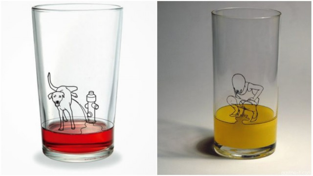 Pee Glass