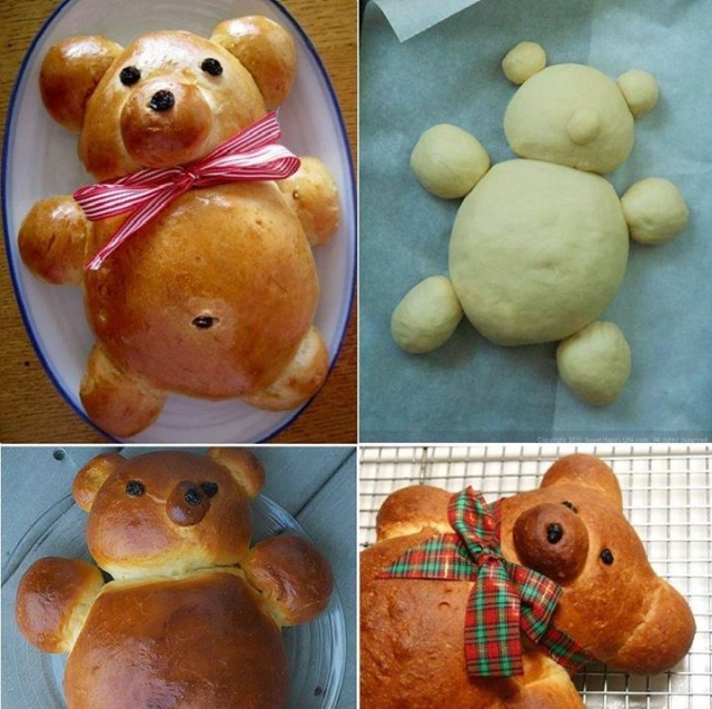 teddy-bear-bread