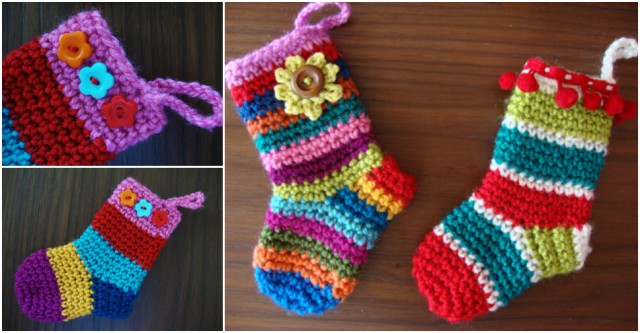 Christmas Sock Pattern