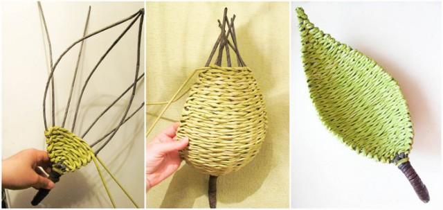 Leafy Basket 2