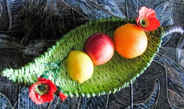 Leafy Basket