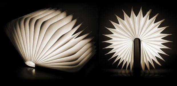 Lumio LED Book Lamp 1