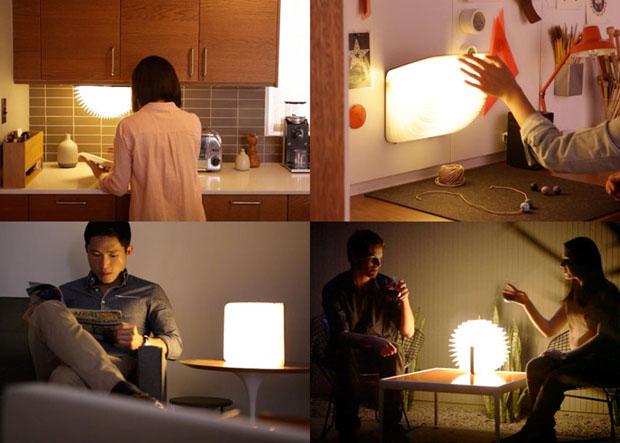 Lumio LED Book Lamp 2