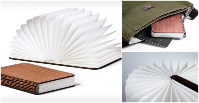 Lumio LED Book Lamp 3