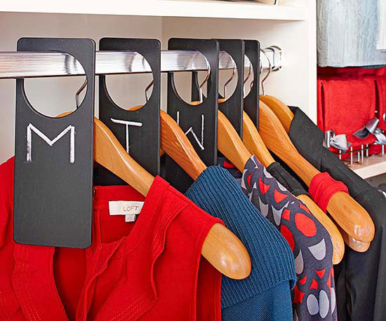 Creative Ways To Organize Your Closet And Drawers