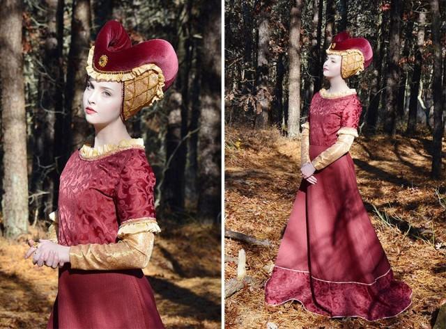 Princess Dress 6